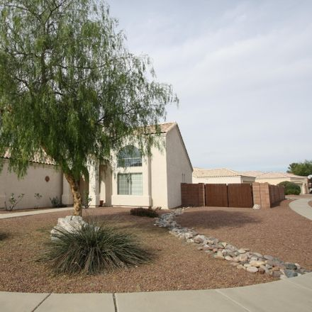 Rent this 3 bed house on N Elan Ln in Tucson, AZ