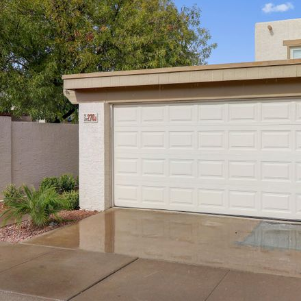 Rent this 2 bed townhouse on 270 West Tainter Drive in Litchfield Park, AZ 85340