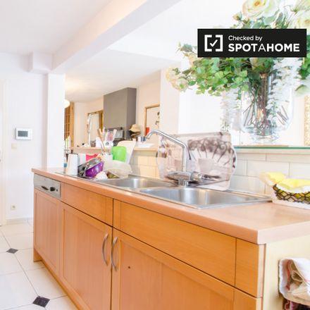 Rent this 1 bed apartment on Avenue Rogier - Rogierlaan 191 in 1030 Schaerbeek - Schaarbeek, Belgium
