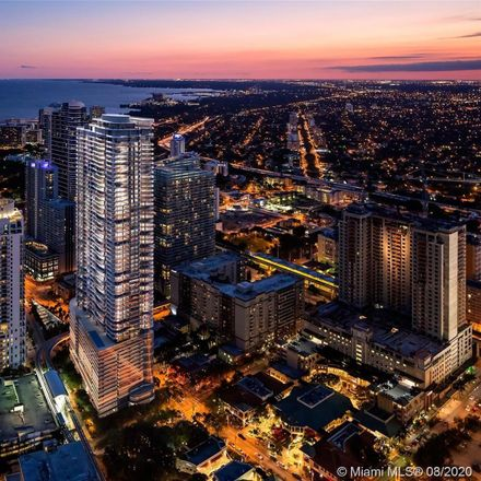Rent this 1 bed condo on Brickell Ave in Miami, FL