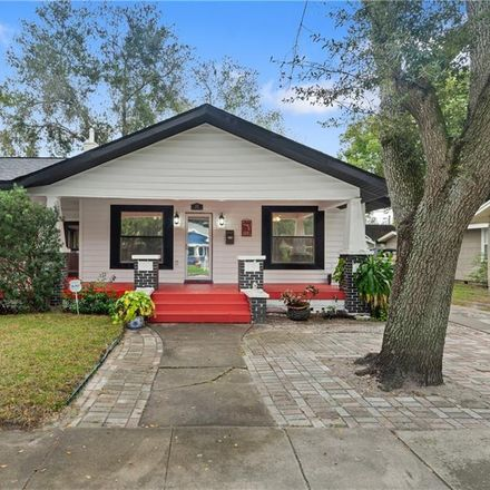 Rent this 2 bed house on W Woodlawn Ave in Tampa, FL