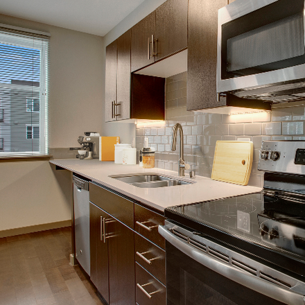 Rent this 2 bed apartment on 2201 South Hill Street in Seattle, WA 98144