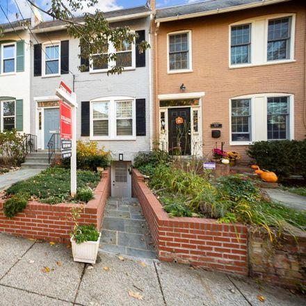 Rent this 3 bed townhouse on 4104 Ellicott Street Northwest in Washington, DC 20016