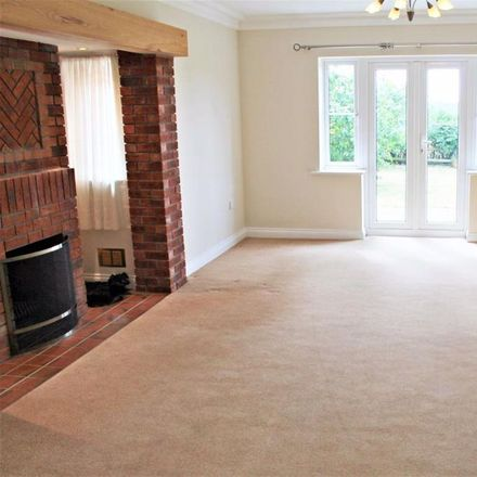 Rent this 5 bed house on The Pines in Harborough LE7 9RX, United Kingdom