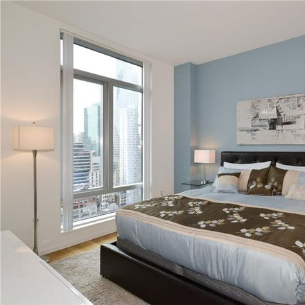 Rent this 1 bed apartment on The Centria in 18 West 48th Street, New York