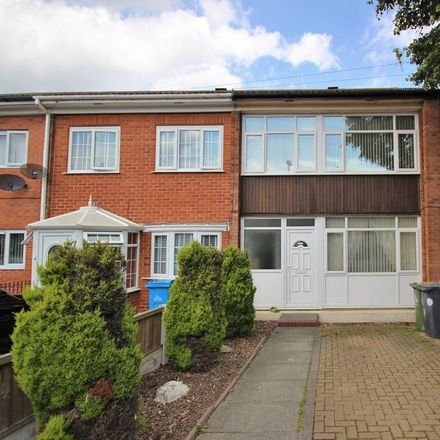 Rent this 3 bed house on Bankfield Road in Halton WA8 7UR, United Kingdom