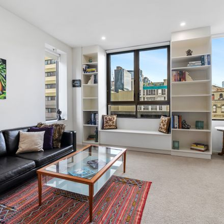 Rent this 1 bed apartment on 711/225 Elizabeth Street