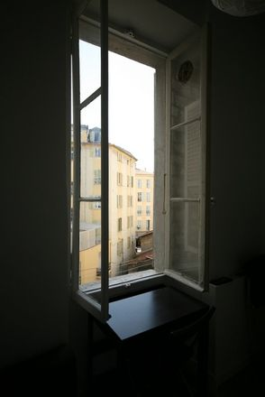 Rent this 1 bed apartment on 34 Rue Gioffredo in 06000 Nice, Francia
