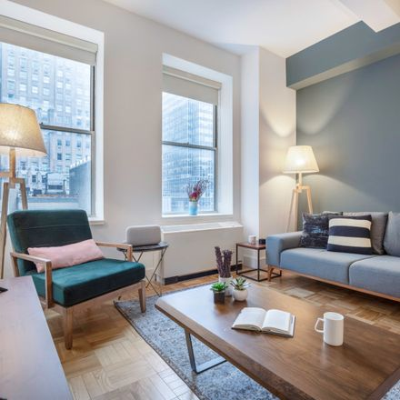 Rent this 1 bed apartment on Killarney Rose in Beaver Street, New York