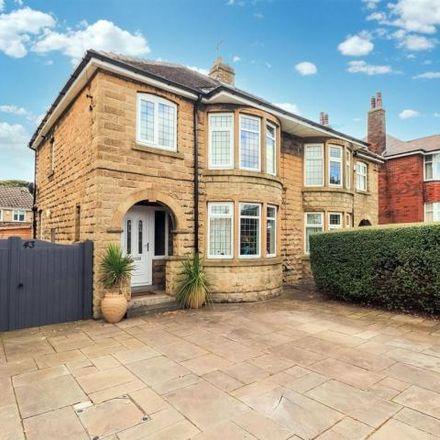Rent this 3 bed house on Nettleton Street in Ossett, WF5 8HQ