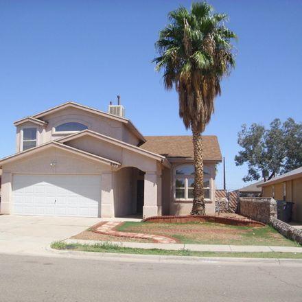 3 Bed Apartment At 657 Laramie River Avenue El Paso Tx 79932