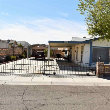 Rent this 3 bed house on W 35th St in Yuma, AZ