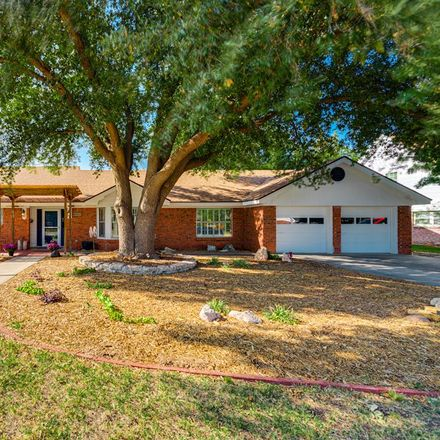 Rent this 4 bed house on 3616 Imperial Avenue in Midland, TX 79707