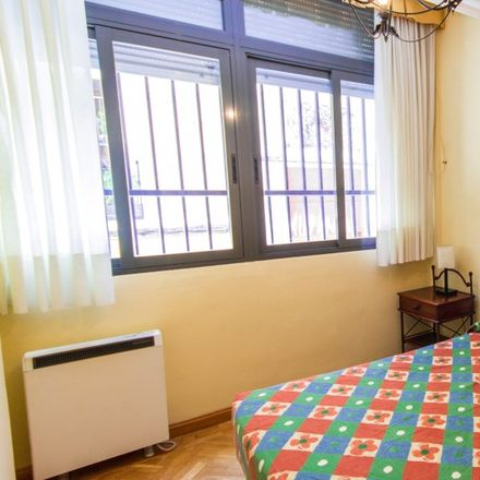 Rent this 1 bed apartment on Calle de San Blas in 28001 Madrid, Spain
