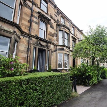 Rent this 3 bed apartment on Caffè Parma in Hyndland Road, Glasgow G12 9JF