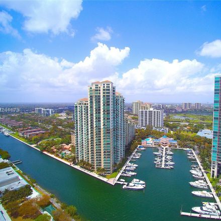 Rent this 3 bed condo on 3330 Northeast 190th Street in Aventura, FL 33180
