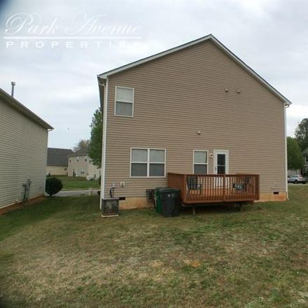 Rent this 3 bed house on 8603 Earthenware Drive in Charlotte, NC 28269