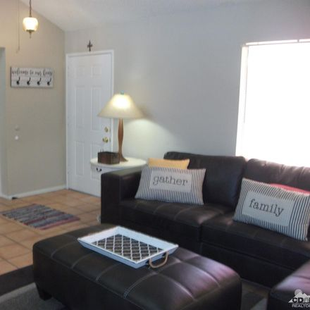 Rent this 2 bed condo on 49409 Eisenhower Drive in Indio, CA 92201