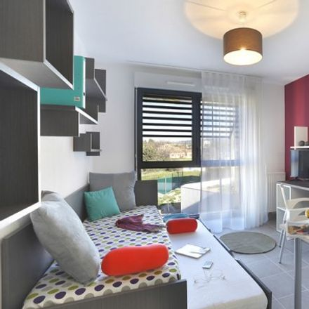 Rent this 1 bed apartment on Montpellier in Centre Historique, OCCITANIE