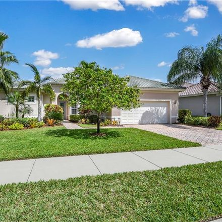 Rent this 3 bed house on Milford Place in Fort Myers, FL 33913