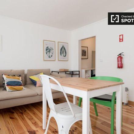 Rent this 0 bed apartment on Convento das Bernardas do Mocambo in Travessa do Convento das Bernardas 8, 1200-638 Lisbon