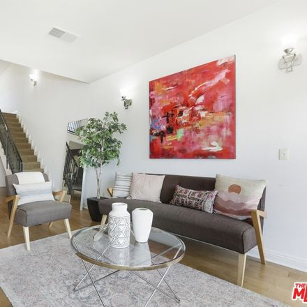Rent this 2 bed loft on 4805 Bellflower Avenue in Los Angeles, CA 91601