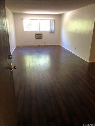 Rent this 2 bed apartment on Etiwanda Ave in Northridge, CA