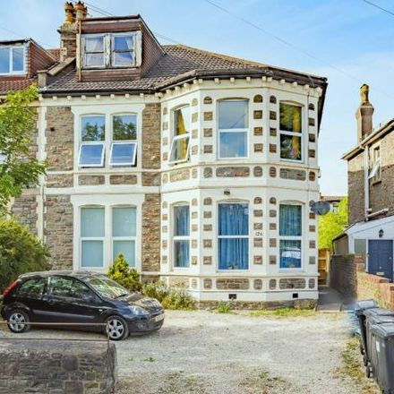 Rent this 1 bed apartment on 126 Cromwell Road in Bristol, BS6
