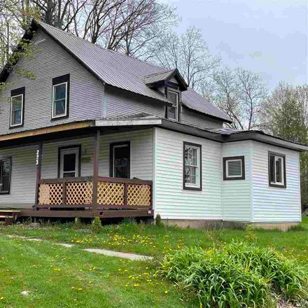 Rent this 3 bed house on 223 Dullea Road in Brasher Falls, NY 13613
