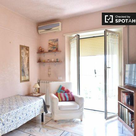 Rent this 2 bed apartment on La Teglia in Via Gabrino Fondulo, 00176 Rome Roma Capitale