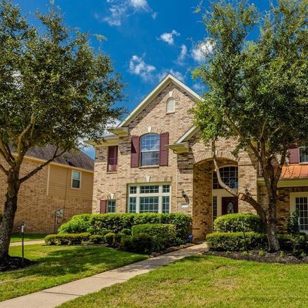 Rent this 4 bed house on 3002 Birch Landing Court in Pearland, TX 77584
