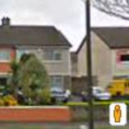 Rent this 1 bed house on Moatfield Avenue in Harmonstown A ED, Dublin