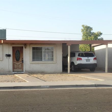 Rent this 3 bed house on W 21st St in Yuma, AZ