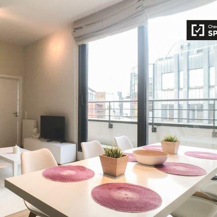 Rent this 2 bed apartment on Rue de la Charité - Liefdadigheidsstraat 26 in 1210 Saint-Josse-ten-Noode - Sint-Joost-ten-Node, Belgium