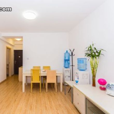 Rent this 2 bed apartment on Jiaozhou Road (Kiaochow Road) in Caojiadu, Putuo District