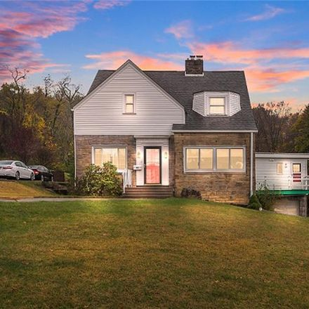 Rent this 5 bed house on Washington Rd in Washington, PA