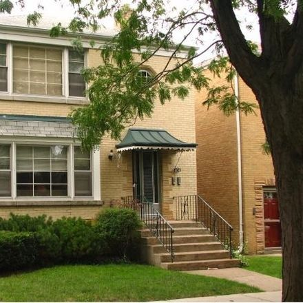 Rent this 4 bed duplex on 6114 North Meade Avenue in Chicago, IL 60646