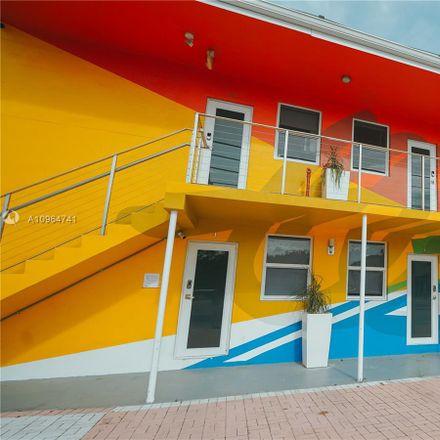 Rent this 1 bed condo on 2601 Northwest 1st Avenue in Miami, FL 33127