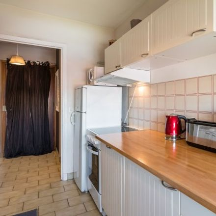Rent this 1 bed apartment on 10 Rue Maryse Bastié in 69008 Lyon, France