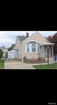 Rent this 2 bed house on 4218 Woodworth Street in Dearborn, MI 48126