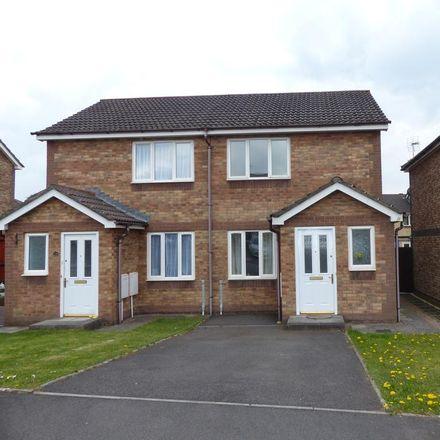 Rent this 2 bed house on Ffordd Glas Y Dorlan in Llantwit Fardre, United Kingdom