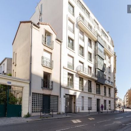 Rent this 1 bed apartment on 112 Rue de la Croix Nivert in 75015 Paris, France