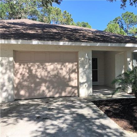 Rent this 2 bed apartment on 8938 Silkwood Court in Osprey, FL 34238