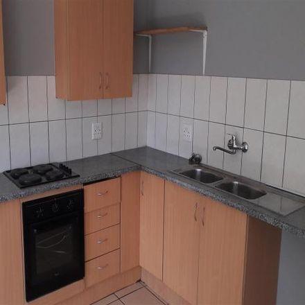 Rent this 2 bed apartment on Hospital Road in Ekurhuleni Ward 75, Brakpan