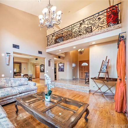 Rent this 4 bed house on 7423 Bobbyboyar Avenue in Los Angeles, CA 91307