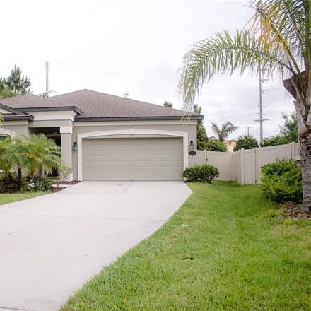 Rent this 3 bed house on Palmetto St in Riverview, FL