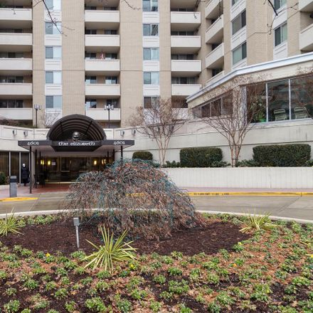 Rent this 3 bed condo on 4601 N Park Ave in Chevy Chase, MD
