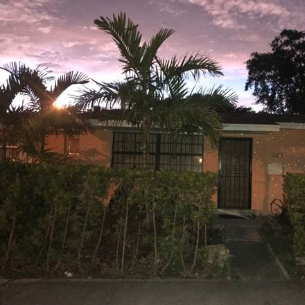Rent this 1 bed house on 1330 Northeast 117th Terrace in Baywinds Apartments, FL 33161