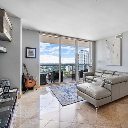 Rent this 3 bed apartment on 1850 South Ocean Drive in Hallandale Beach, FL 33009