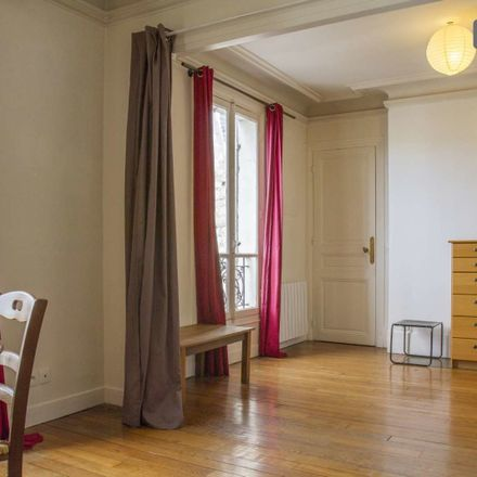Rent this 1 bed apartment on 4 Rue Marguerin in 75014 Paris, France